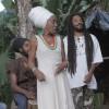 Tournage du clip «Montain Top» de Sister Rudo