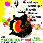 Tambours Croises 40x60 Guyane 2015