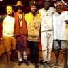 Tournée aux Antilles de Little Guerrier (Juillet & Août 2018)